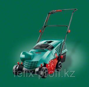 """Скарификатор """"Bosch""""ALR 900 Raker Вертикуттер -аэратор электрический."""