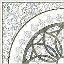 Керамогранит 45х45 Rome | Роме белый с серыми прожилками, фото 3