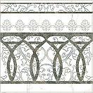 Керамогранит 45х45 Rome | Роме Декор - 1 Серия, фото 3