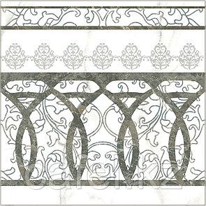 Керамогранит 45х45 Rome | Роме Декор - 2 Серия