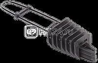Зажим анкерный ЗАБ 16-25 (РА25х100) ИЭК UZA-14-D16-D25