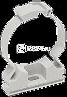 Держатель хомутный для труб CFC20 d20 ИЭК CTA10MP-CFC20-K41-100