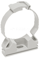 Держатель хомутный для труб CFC16 d16 ИЭК CTA10MP-CFC16-K41-100