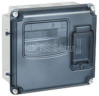 Корпус пластиковый ЩУРн-П 1/3 IP66 PC ИЭК MSP1-N-03-55