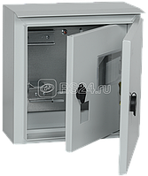 Корпус металлический ЩУ-1/1-1 У1 IP66 ИЭК MKM51-N-04-54