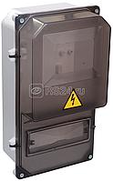 Корпус пластиковый ЩУРн-П 3/8 И IP55 ИЭК MSP308I-3-55