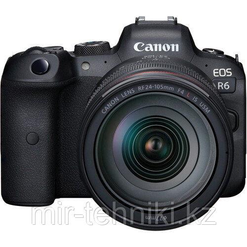 Фотоаппарат Canon EOS R6 kit RF 24-105mm f4L