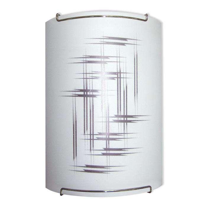 Светильник 150*220 Элегант НББ 21-60 М21 матовый белый/крепеж хром ИУ