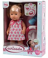 Кукла со звуком CUCHI PIPI 40 см (Falca, Испания)
