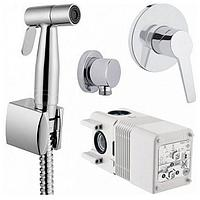 Набор смесителей Vitra SOLID S A49226EXP с гигиеническим душем