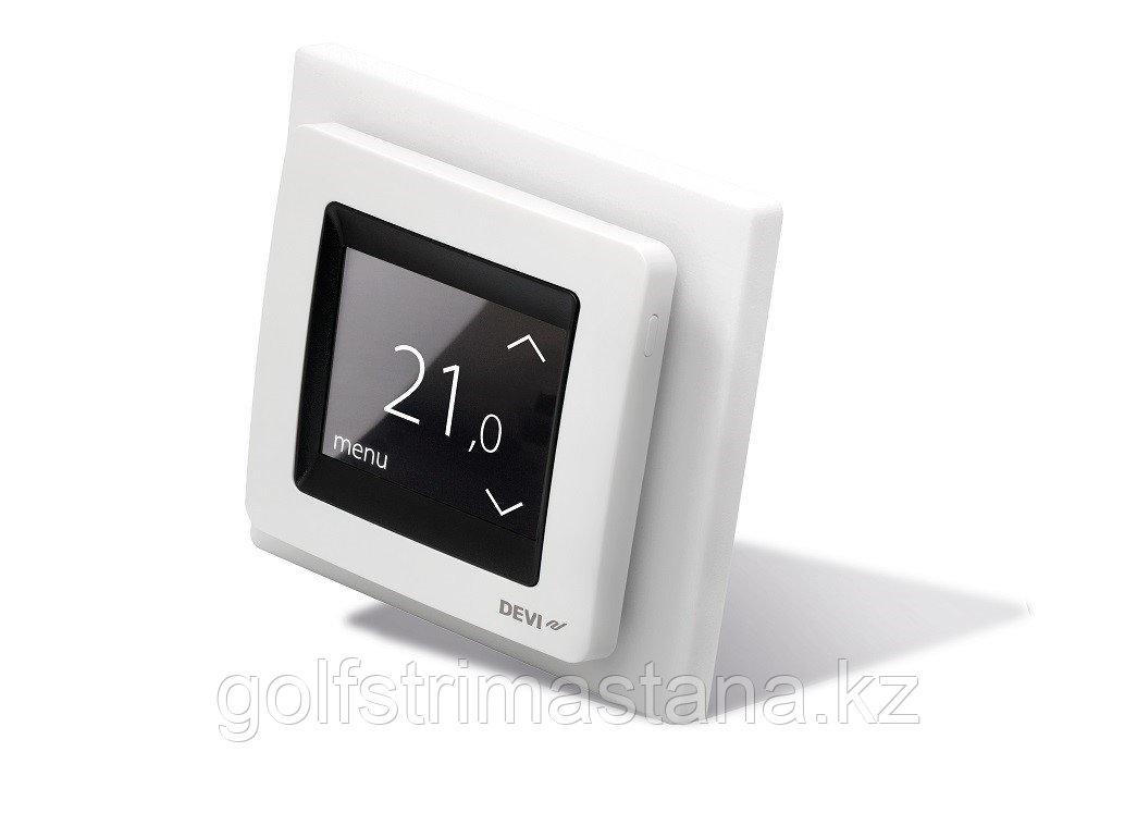 Программируемый сенсорный терморегулятор DEVlreg™ Touch