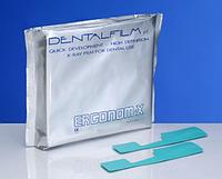 Самопроявляющаяся рентгеновская стоматологическая пленка ERGONOM- X, 50 шт