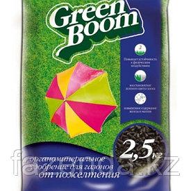 Удобрение Greem boom для газона от пожелтения 2,5 кг