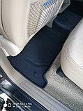 Резиновые коврики с высоким бортом для Audi Q7 2005-2015, фото 6