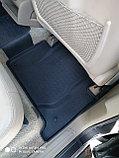 Резиновые коврики с высоким бортом для Audi Q7 2005-2015, фото 4