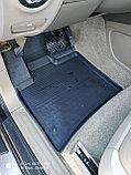 Резиновые коврики с высоким бортом для Audi Q7 2005-2015, фото 2