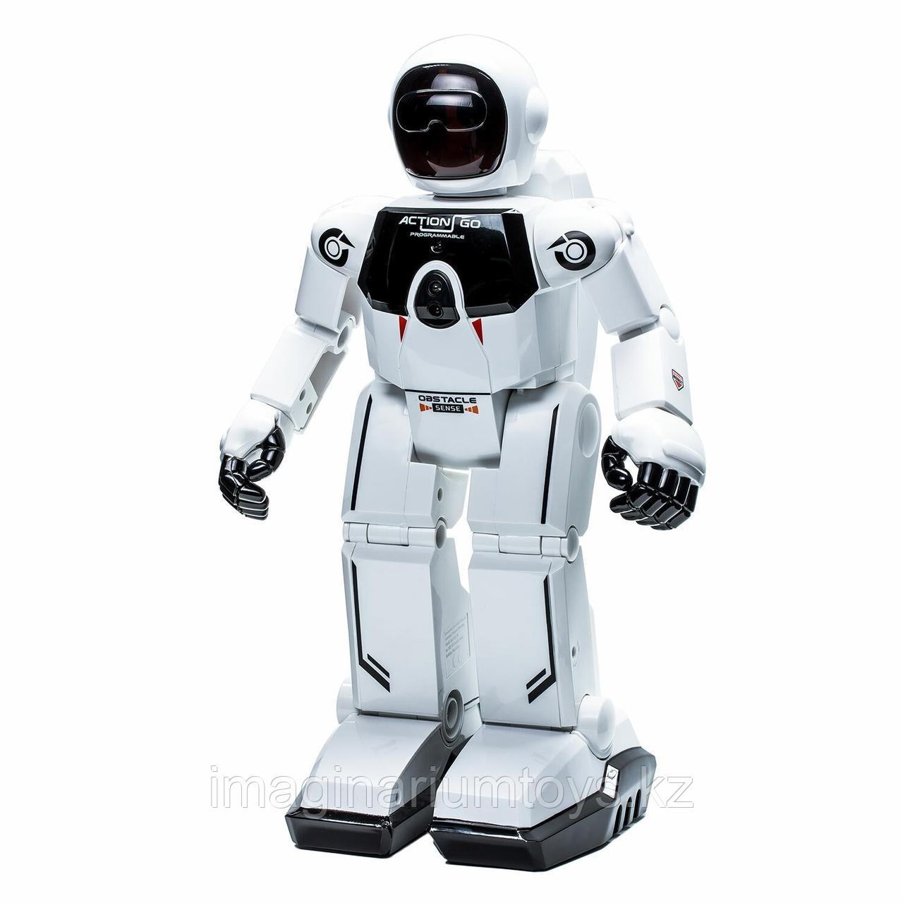 Робот Бот программируемый 36 команд Silverlit