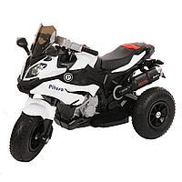 Детский электро-мотоцикл PITUSO HLX2018/2 108х46х76 см, White/Белый (музыка,свет)