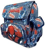 Рюкзаки школьные 1-5 класс brand 50449 Spider Man Рюкзак 33*32*13,5см
