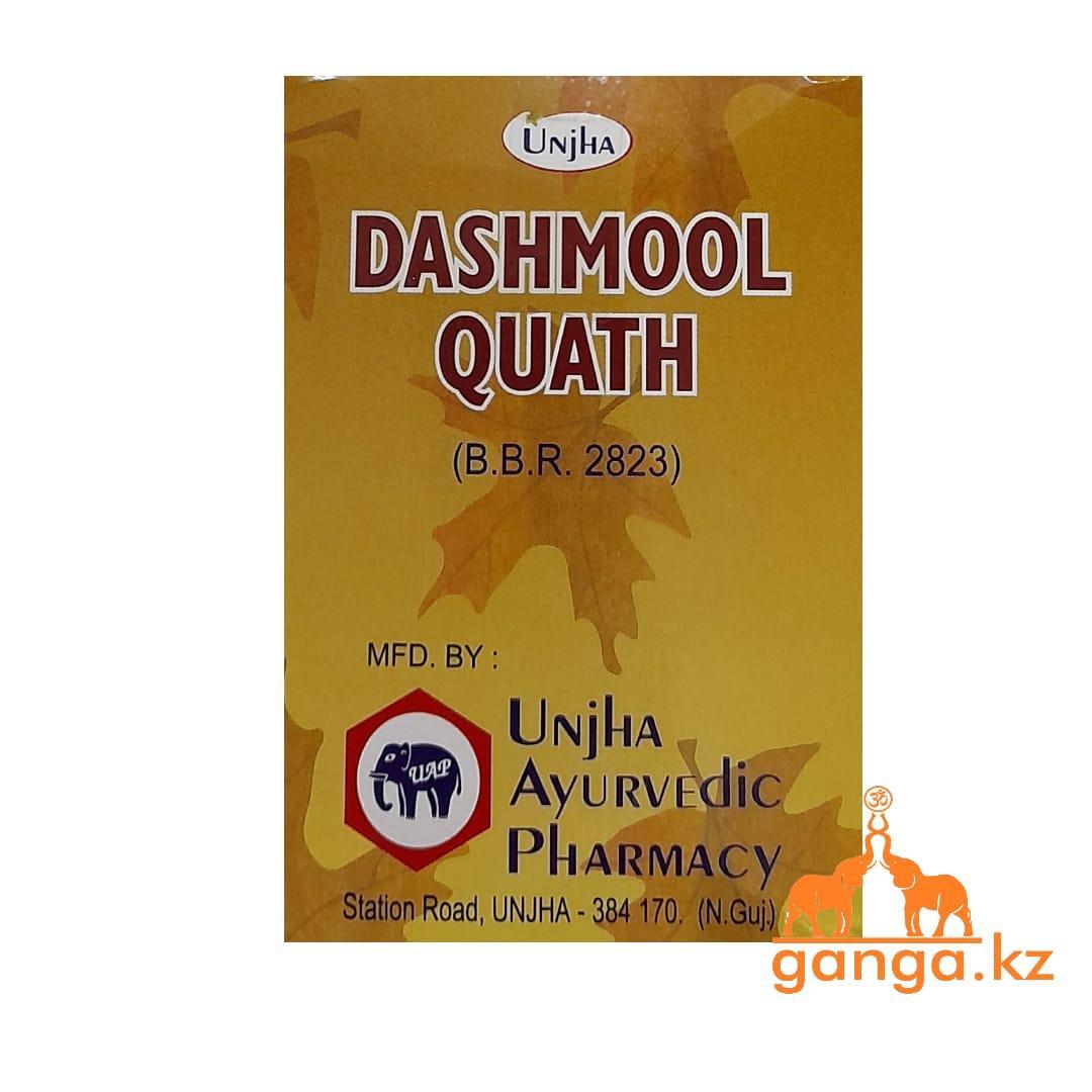 Дашмул Кватх (Dashmool Quath UNJHA), 100 грамм