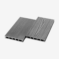 Террасная доска UnoDeck Ultra 150×24 мм (Серый)