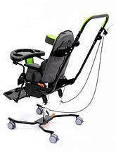 Junior Plus Home – коляска инвалидная для детей и подростков с ДЦП весом не более 50 кг, фото 2