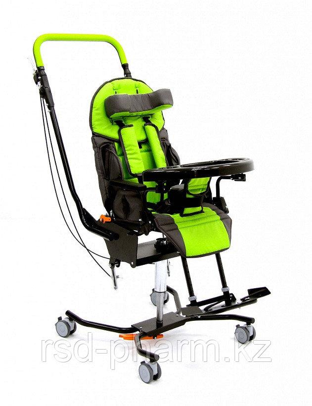 Junior Plus Home – коляска инвалидная для детей и подростков с ДЦП весом не более 50 кг