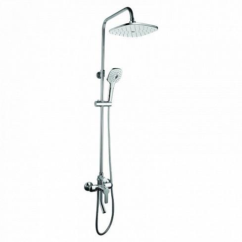 Смеситель для ванны с верхним душем Sena IDDIS