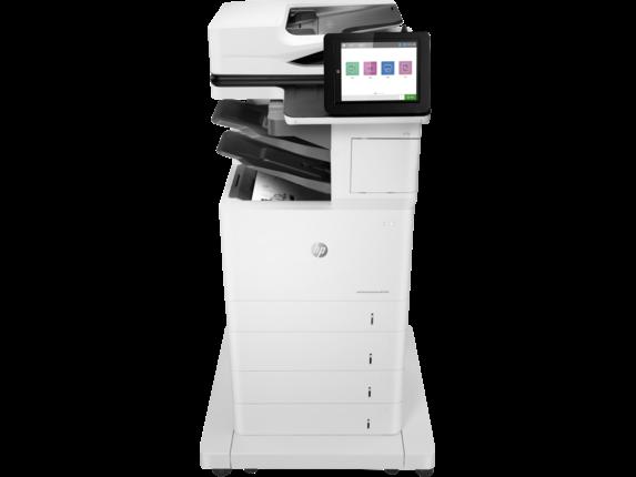HP J8J65A МФУ лазерное монохромное LaserJet Enterprise M631z (А4)