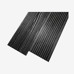 Террасная доска UnoDeck Solid 154×20 мм (Графит)