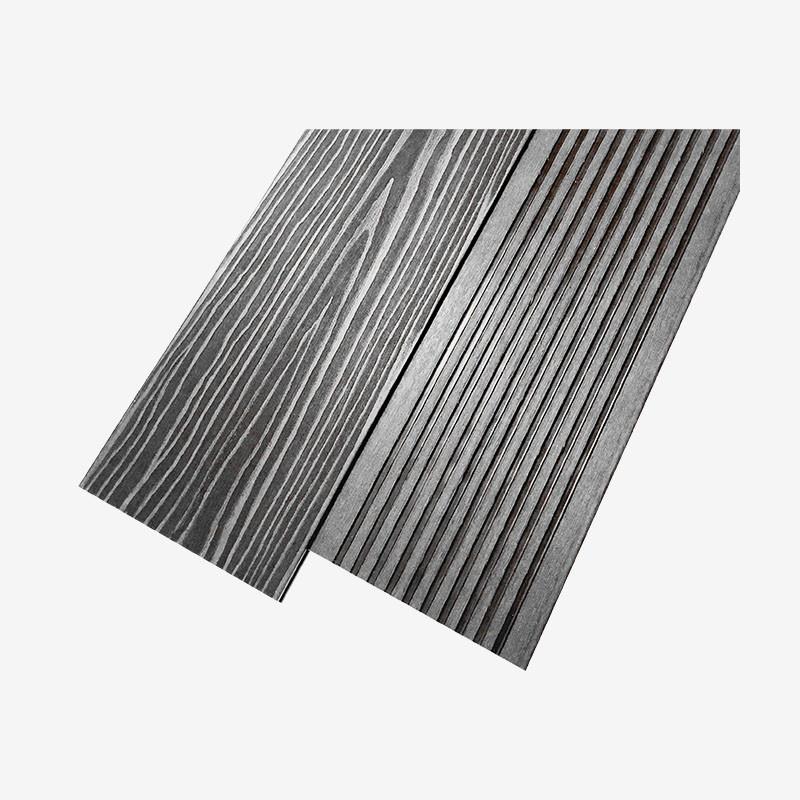 Террасная доска UnoDeck Solid 154×20 мм (Серый)