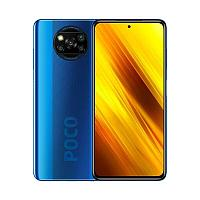 Смартфон Xiaomi Poco X3 NFC 6/128Gb серый Синий