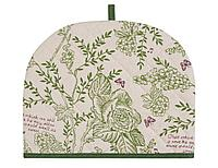 Чехол на чайник Shakespeare, листья, зеленый