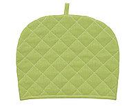 Чехол на чайник Leaf green, без рисунка, зеленый