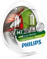 12972LLECOS2 H7 Philips LongLife EcoVision Штатная галогенная лампа
