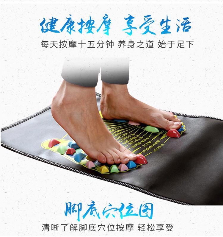 Массажный коврик для ног + в подарок массажер для лица - фото 7