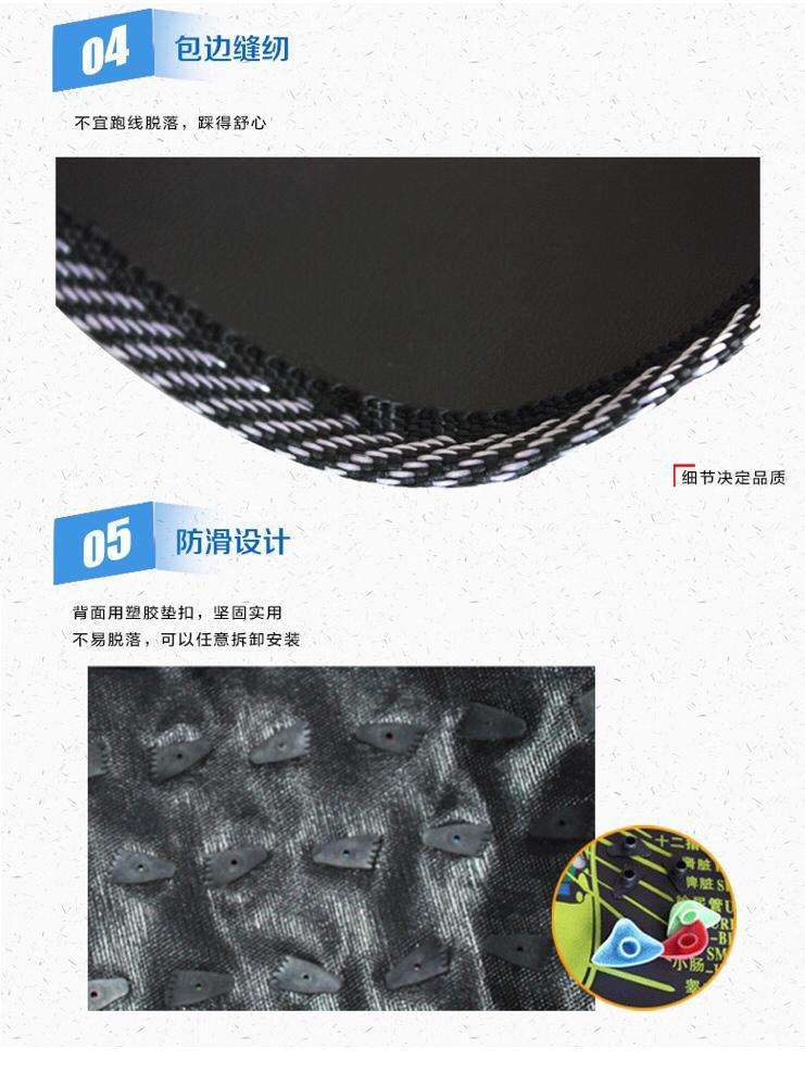 Массажный коврик для ног + в подарок массажер для лица - фото 10