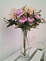 Композиция из искусственных цветов, асс.цветов