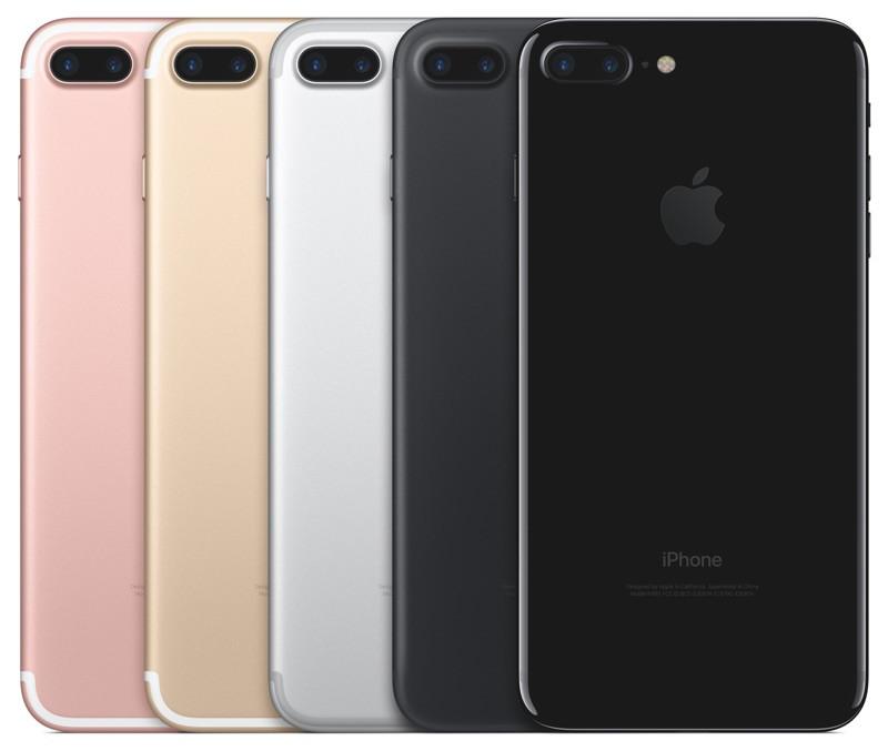 Apple iPhone 7 Plus 128Gb Черный - фото 2