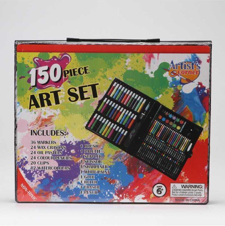 Детский набор для творчества 150 предметов - фото 6