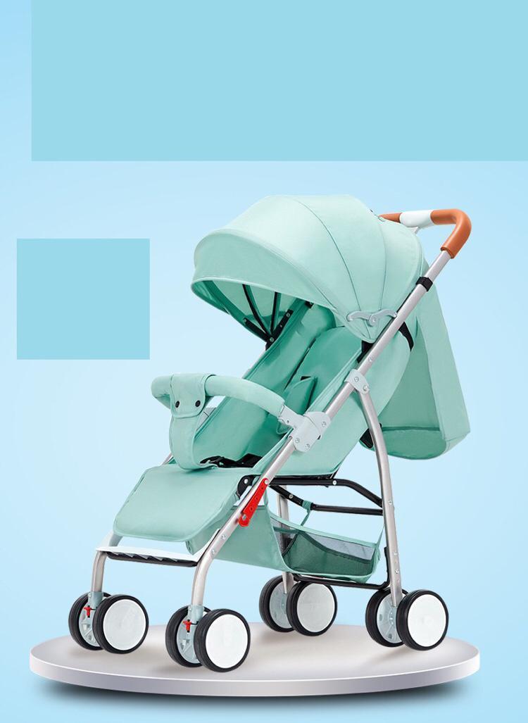 Детская коляска - фото 8