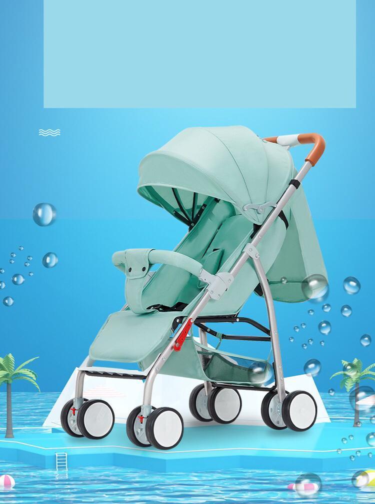 Детская коляска - фото 7