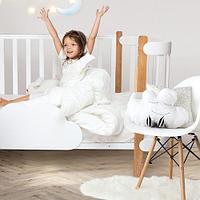 Кроватка-трансформер Happy Baby Mommy Lux