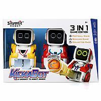 Роботы футболисты Silverlit Кикабот двойной набор, фото 1