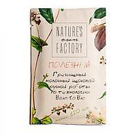 Nature's own factory Молочный шоколад с гречишным чаем