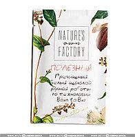 Nature's own factory Белый шоколад с гречишным чаем
