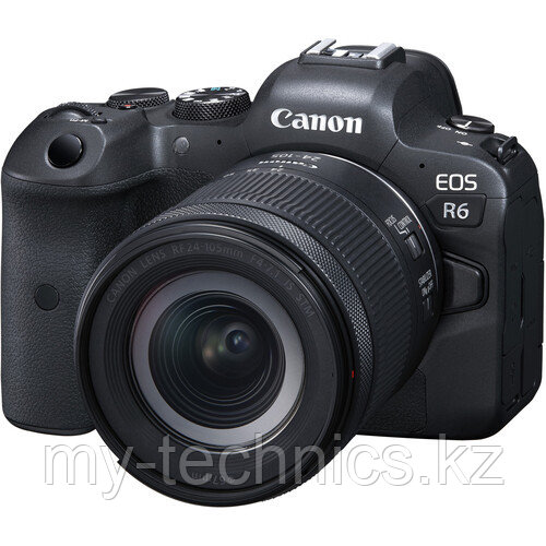 Фотоаппарат Canon EOS R6 kit RF 24-105mm f4-7.1 STM