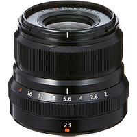 Объектив Fujifilm XF 23mm f/2 R WR, фото 1