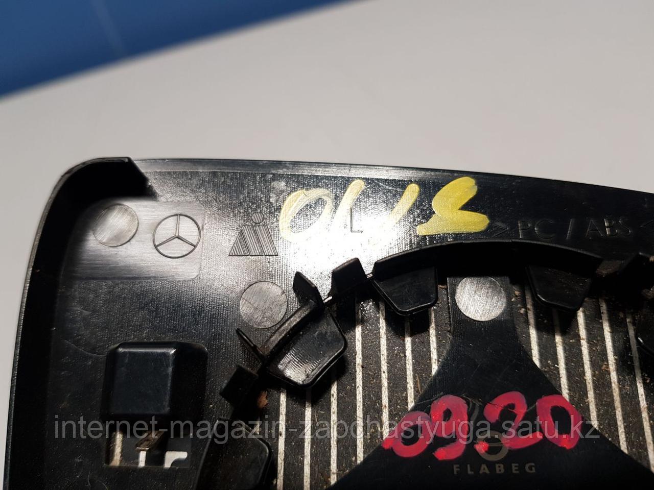 A1698102121 Зеркальный элемент левый для Mercedes A-klasse W169 2004-2012 Б/У - фото 4