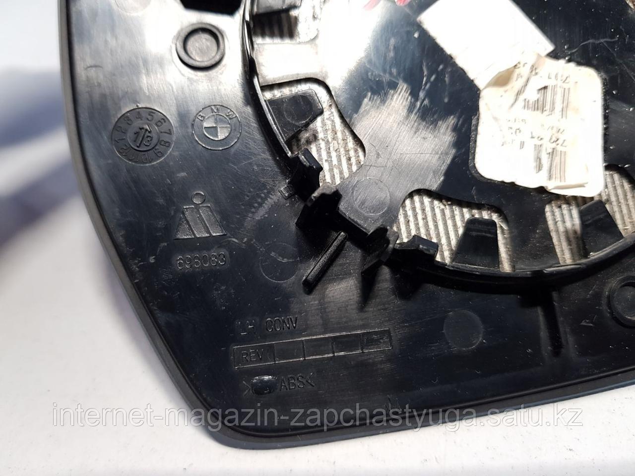 51167354631 Зеркальный элемент левый для BMW X5 F15 2013-2018 Б/У - фото 2